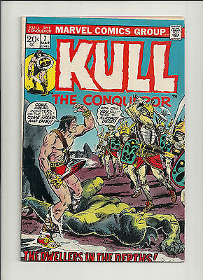 Kull The Conqueror  #7  FN