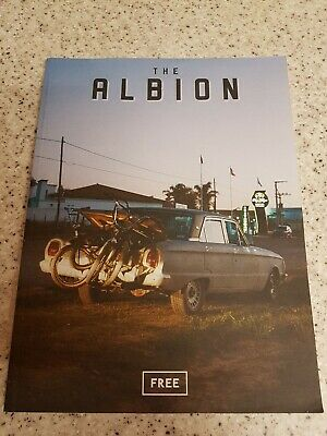 NEW The Albion Issue 17 BMX Magazine