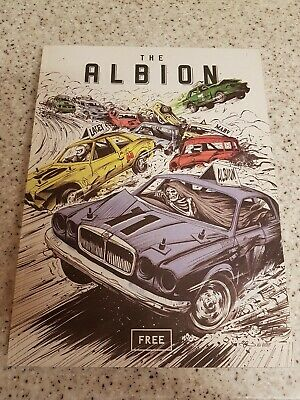 NEW The Albion Issue 11 BMX Magazine