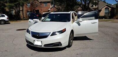2012 Acura TL  2012 Acura TL 3.7 Advance 98000 Miles Excellent Condition asking for $12000