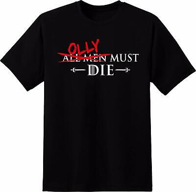 T-Shirt Game Of Thrones Olly Must Die T-Shirt Thron Des Spade Jersey #1
