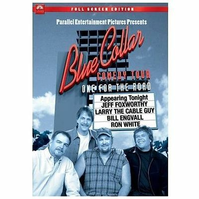 Blue Collar Comedy Tour: One for the Road (DVD, 2006, Full Screen)