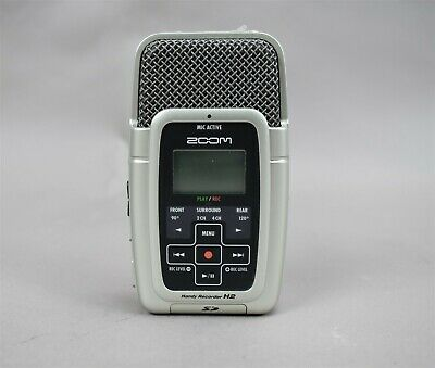 Zoom H2 Handy Recorder Mic Active Sd Card