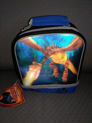 How To Train Your Dragon Lunch Box/bag