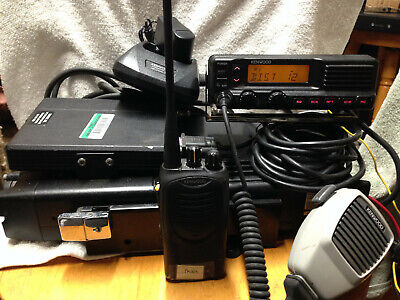 kenwood Tk-690 with PYRAMID  Repeater