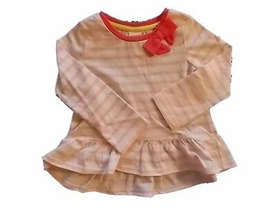 NWT Girl's Gymboree Everyday Favorites striped long sleeve shirt ~ 12-18 months
