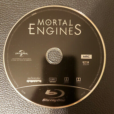 Mortal Engines (Blu-ray; DISC ONLY)