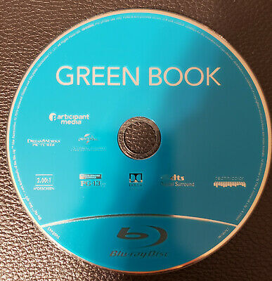 Green Book (Blu-ray; DISC ONLY)