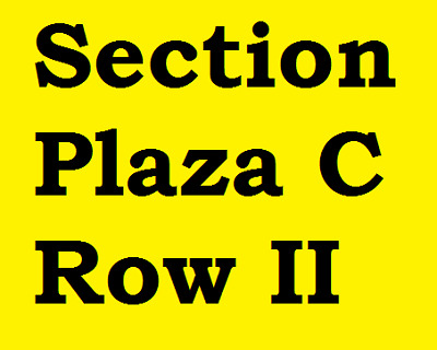1 to 11 Tickets ONE OK ROCK The Showbox SoDo Seattle WA Sunday March 24, 2019