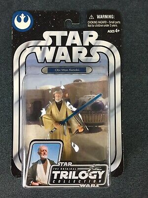 Star Wars Original Trilogy Collection OTC #15 Ben Obi-Wan Kenobi Carded MOC
