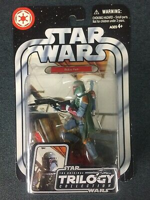 Star Wars Original Trilogy Collection OTC #14 Boba Fett ROTJ Carded MOC