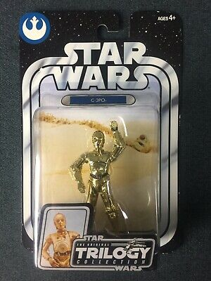 Star Wars Original Trilogy Collection OTC #13 C-3PO (See-Threepio) Figure Carded