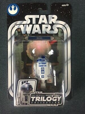 Star Wars Original Trilogy Collection OTC #12 R2-D2 (Artoo-Detoo) Figure Carded