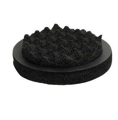 "4PC 6.5"" Car Door Speaker Bass Ring Foam Woofer Pad Noise Sound Wave Accessories"