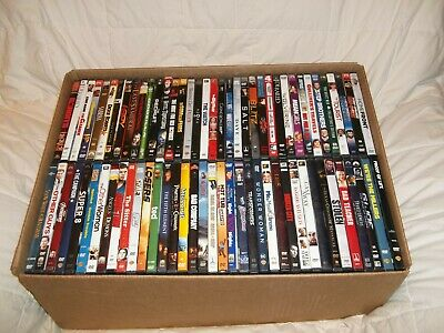 DVD Movie Cases w/Artwork  Empty Replacement Case NO DISC  Pick 5  YOUR CHOICE