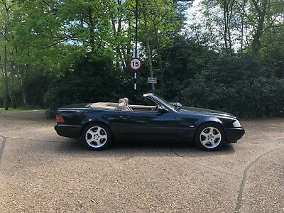 Mercedes Sl280 Auto/ With A Full Service History.
