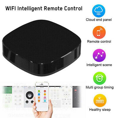 Universal Mini Wifi Smart IR Remote Control Home For Alexa and Google and IFTTT