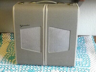 Vintage PHILIPS Portable record player AG 9115/95 fully working made in Holland