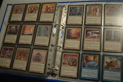 MAGIC THE GATHERING MTG collection rare vintage collector URZA'S LEGACY héritage