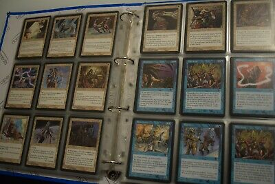 MAGIC THE GATHERING MTG collection rare vintage collector STRONGHOLD forteresse