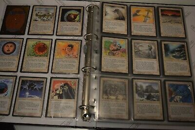 MAGIC THE GATHERING MTG lot collection rare vintage collector ICE AGE glaciaire