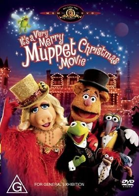 S8 BRAND NEW SEALED It's A Very Merry Muppet Christmas Movie (DVD, 2004)
