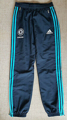 0fcf142923f6 Chelsea Track Pants - Adidas Chelsea Training Wear- Boys-13-14 Years (