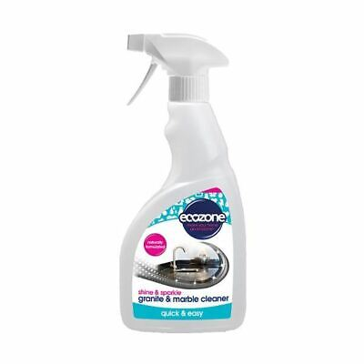 Ecozone  Granite And Marble Cleaner [500ml] (8 Pack)
