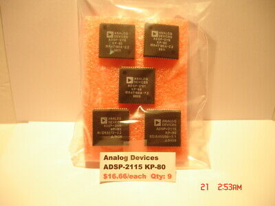 ANALOG DEVICES ADSP-2115 TELECHARGER PILOTE