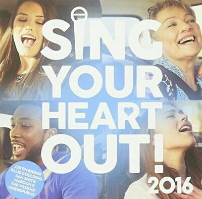 Sing Your Heart Out 2016 / Various New Cd