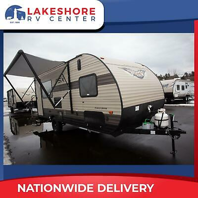 2019 Forest River Wildwood 181RT Camper RV