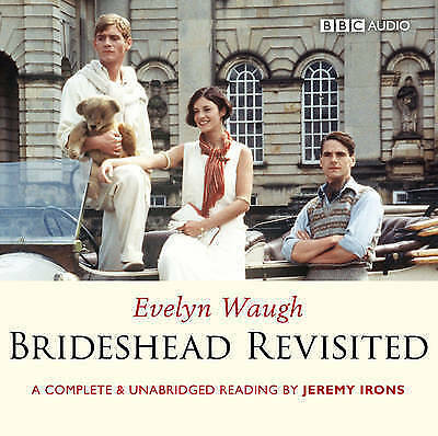 Brideshead Revisited by Evelyn Waugh (CD-Audio, 2008)