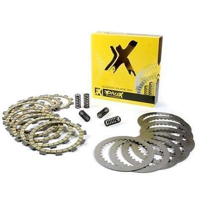 New Prox Heavy Duty Complete Clutch Kit Honda CR 85 R 05 06 07 MX Friction Steel