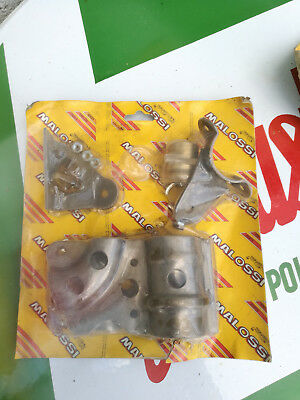 N.O.S kit fixation echappement MALOSSI MAXICONDA SERPENTIN PEUGEOT 103 MBK 51