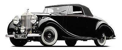 1950 Rolls-Royce SILVER WRAITH RAREST ROLLS ROYCE IN EXISTENCE 1950 SILVER WRAITH ROADSTER ..see TEST DRIVE and BENTLEY, DELAHAYE, BUGATTI