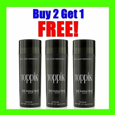 TOPPIK Hair Building Fibres 27.5g - BUY 2 GET 1 FREE!!! (ADD 2 TO BASKET)