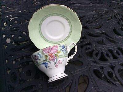 Royal Albert HARTINGTON Tea Cup & Saucer 1997