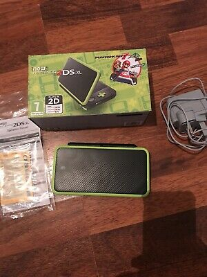 Nintendo 2DS XL without Stylus