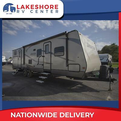NEW 2017 Keystone Sprinter 31BH RV Travel Trailer Bunkhouse Clearance Pricing