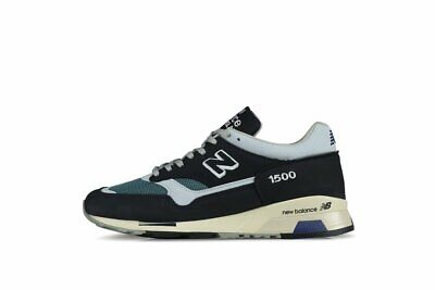 reputable site c0511 92658 NEW BALANCE 1500 Navy Grey Made in England UK 30th Anniversary Japanese  M1500OGN