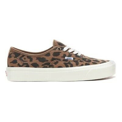 aef9be5364 Vans Authentic 44 Dx Anaheim Factory OG Leopard Lifestyle Sneaker  VN0A38ENVL0