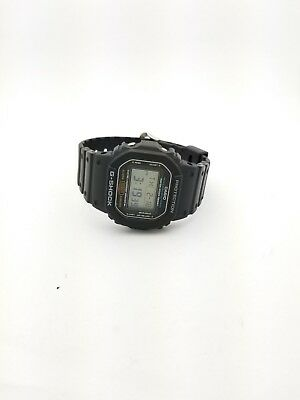 NEW! Casio G-Shock DW5600E-1V Wrist Watch for Men (TAGS INCLUDED)