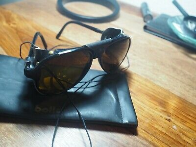 Bolle Glacier Glasses, mountaineering, skiing, snow blindness protection