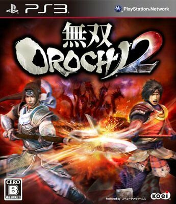 Used PS3 Musou Orochi 2 Japan