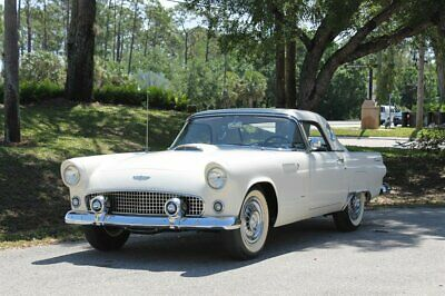 1956 Thunderbird T-Bird Restored 312 Y-Block Built for export 1956 Ford Thunderbird T-Bird Restored 312 Y-Block Built for export