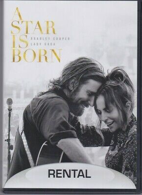 A Star Is Born (2018, DVD) Bradley Cooper, Lady Gaga, Sam Elliott