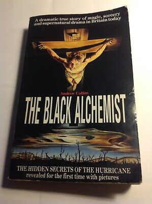 The Black Alchemist Andrew Collins Psychic Questing Witchcraft