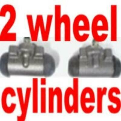 Both rear wheel cylinders for Olds F85 Buick Special 1961 1962 1963