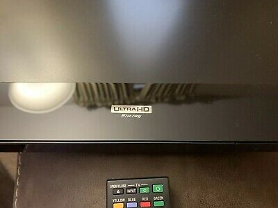 Sony UBP-X700 4K Blu-ray Player Mint Condition