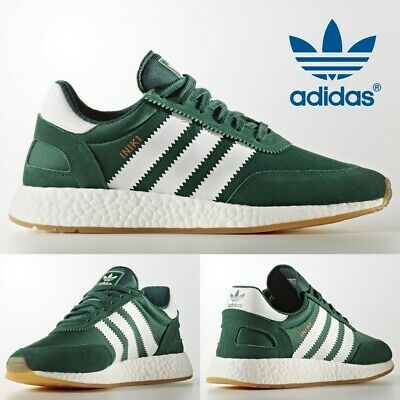 Cool And Classical Adidas Iniki Runner Boost Core sz9 Black